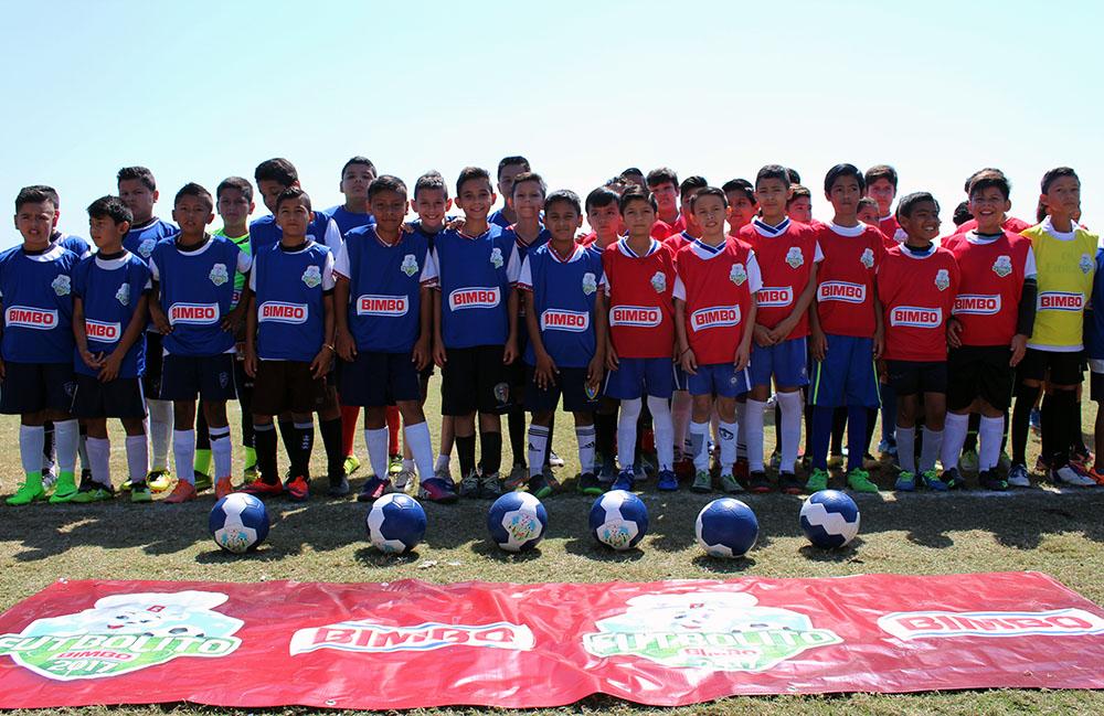 Inauguración Futbolito Bimbo (5)