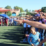 Inauguración Liga de Fútbol Burócrata Federal-IMDEM (1)
