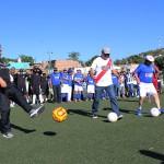 Inauguración Liga de Fútbol Burócrata Federal-IMDEM