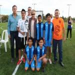 Inauguración Liga Municipal de Fútbol 17-18 miniatura