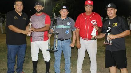 Inauguración Liga Sabatina y Nocturna de béisbol (1)