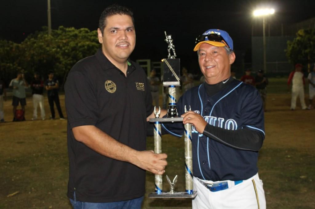 Inauguración Liga Sabatina y Nocturna de béisbol (8)