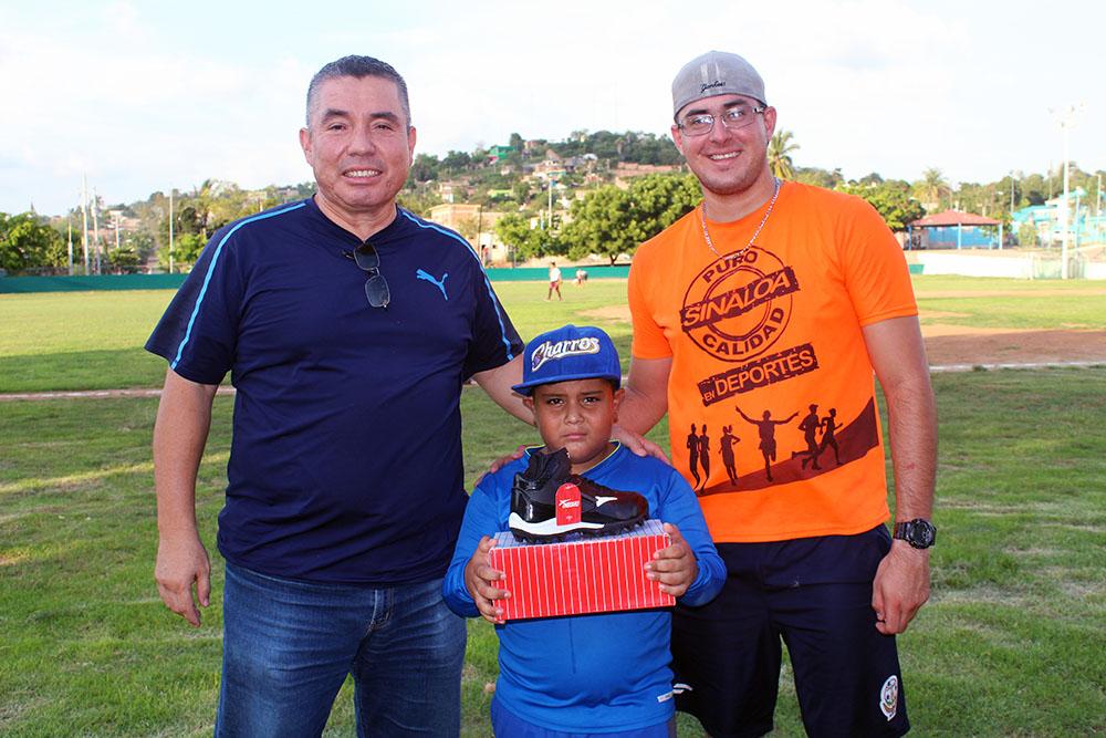Clausura Béisbol Municipal (1)